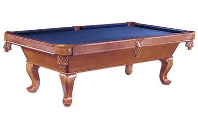 tiburon-honey-pool-table