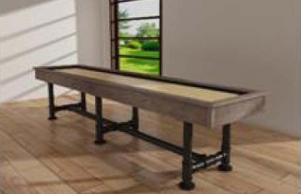 Hillsdale shuffleboard 12ft billiards n more for 12ft snooker table for sale
