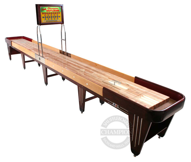 Champion Vintage Charleston Shuffleboard Billiards N More