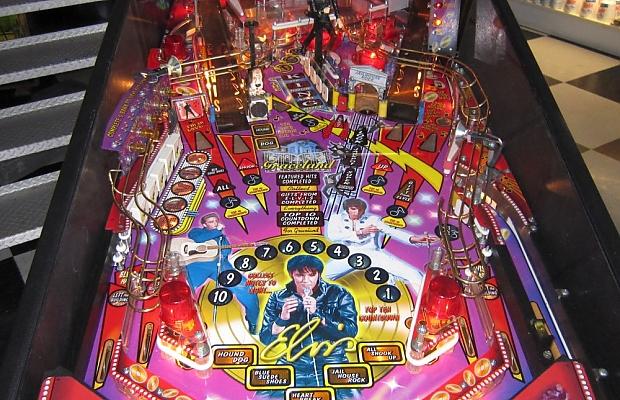 Used Pool Tables For Sale >> Elvis Pinball   Billiards N More