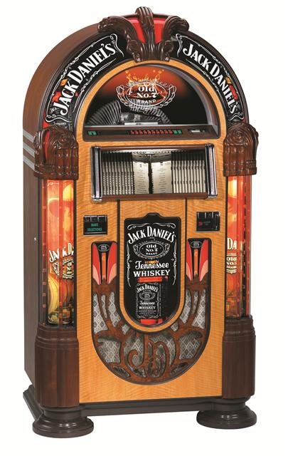 Jack Daniels Custom Cd Jukebox By Rockola Billiards N More