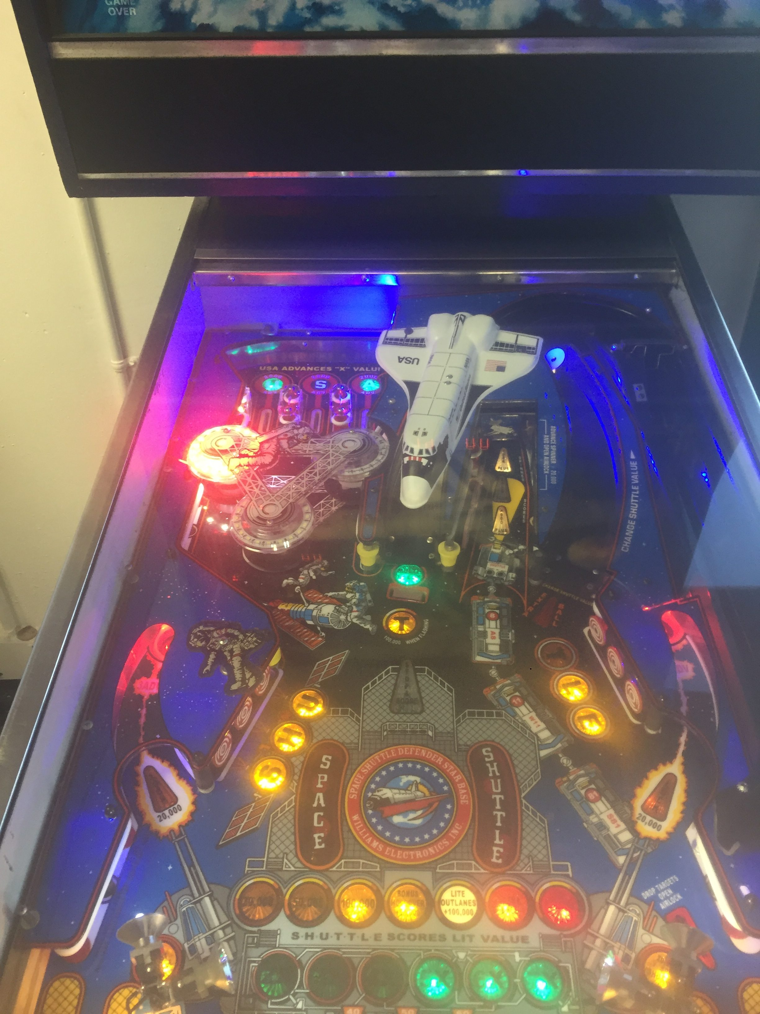 Space Shuttle Pinball RESTORED | Billiards N More