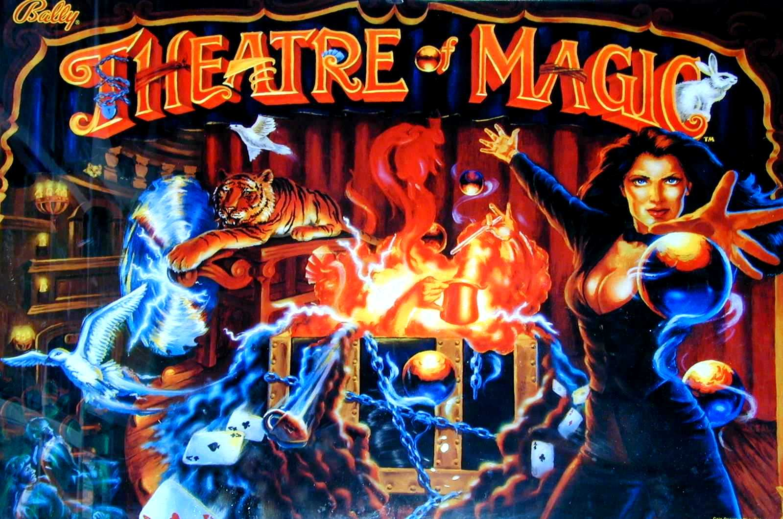 Theater Of Magic Billiards N More