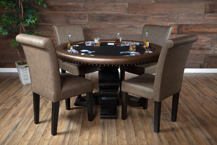 Blackout Poker Table Billiards N More