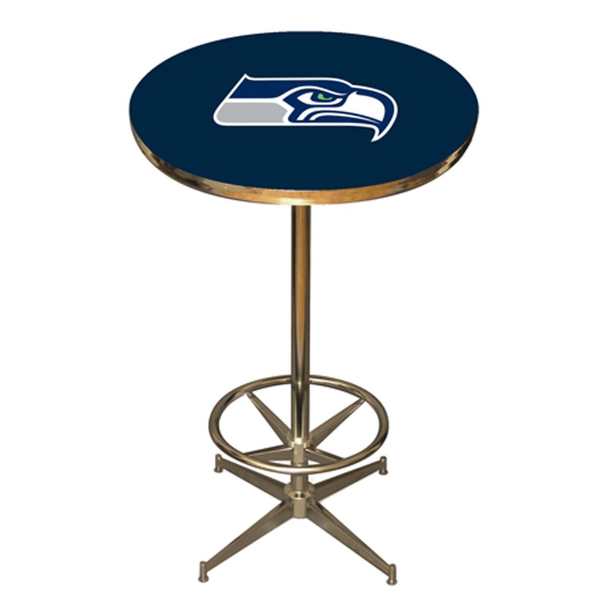 Seattle Seahawks Pub Table Billiards N More