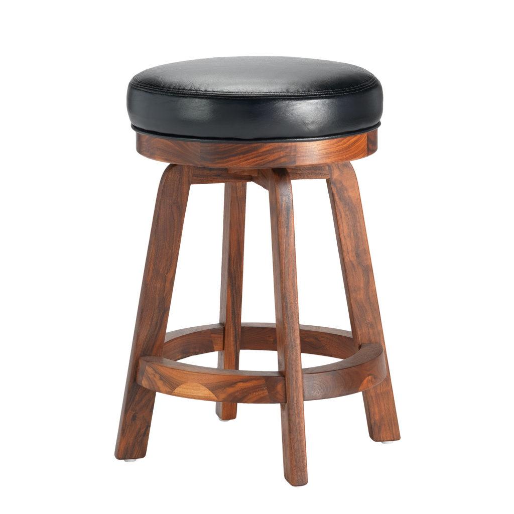 Enjoyable Darafeev 865 Walnut Barstool Camellatalisay Diy Chair Ideas Camellatalisaycom