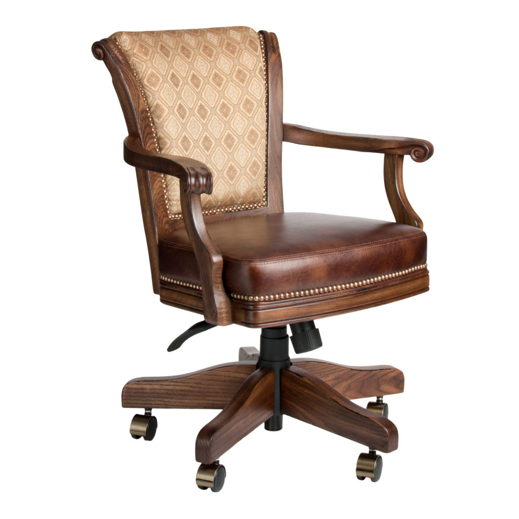 Classic Game Chair Oak By Darafeev Billiards N More
