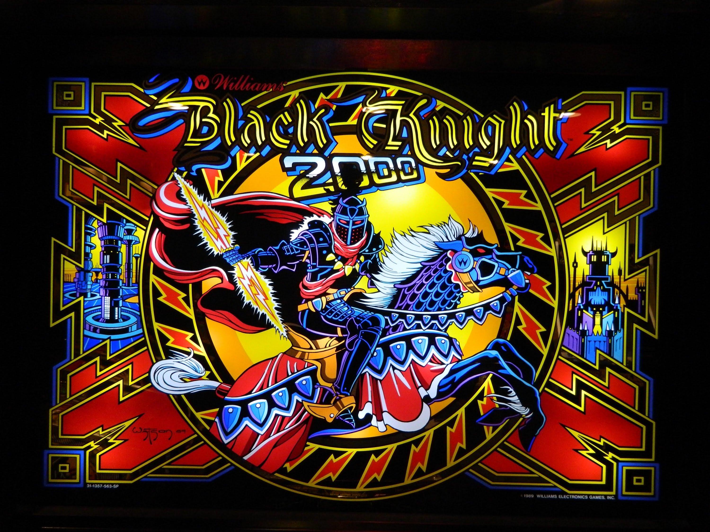Black Knight 2000 Pinball Billiards N More