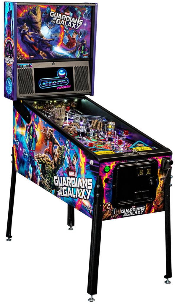 Guardians Of The Galaxy Premium Pinball Billiards N More