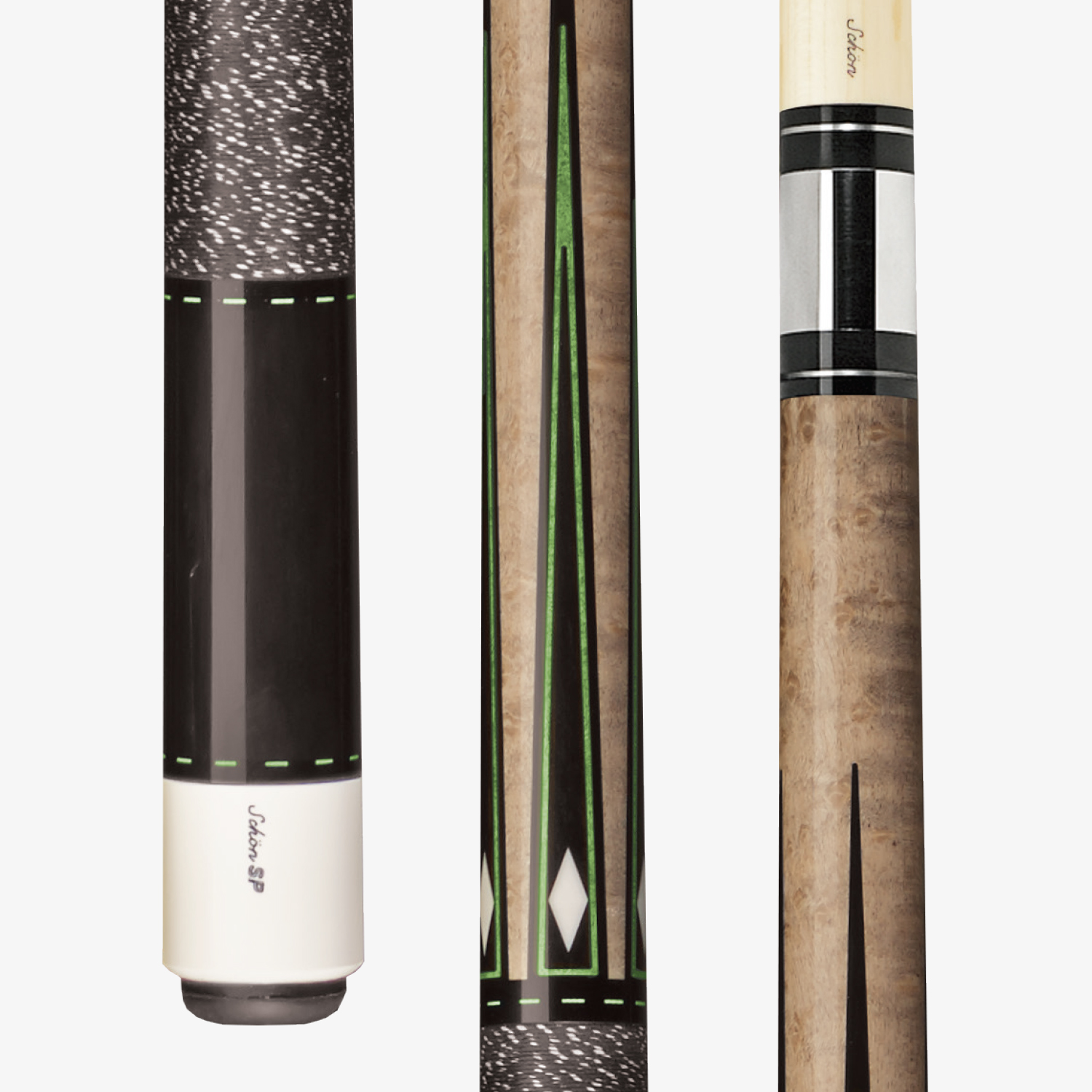 Sp1902g Schon Pool Cue Billiards N More