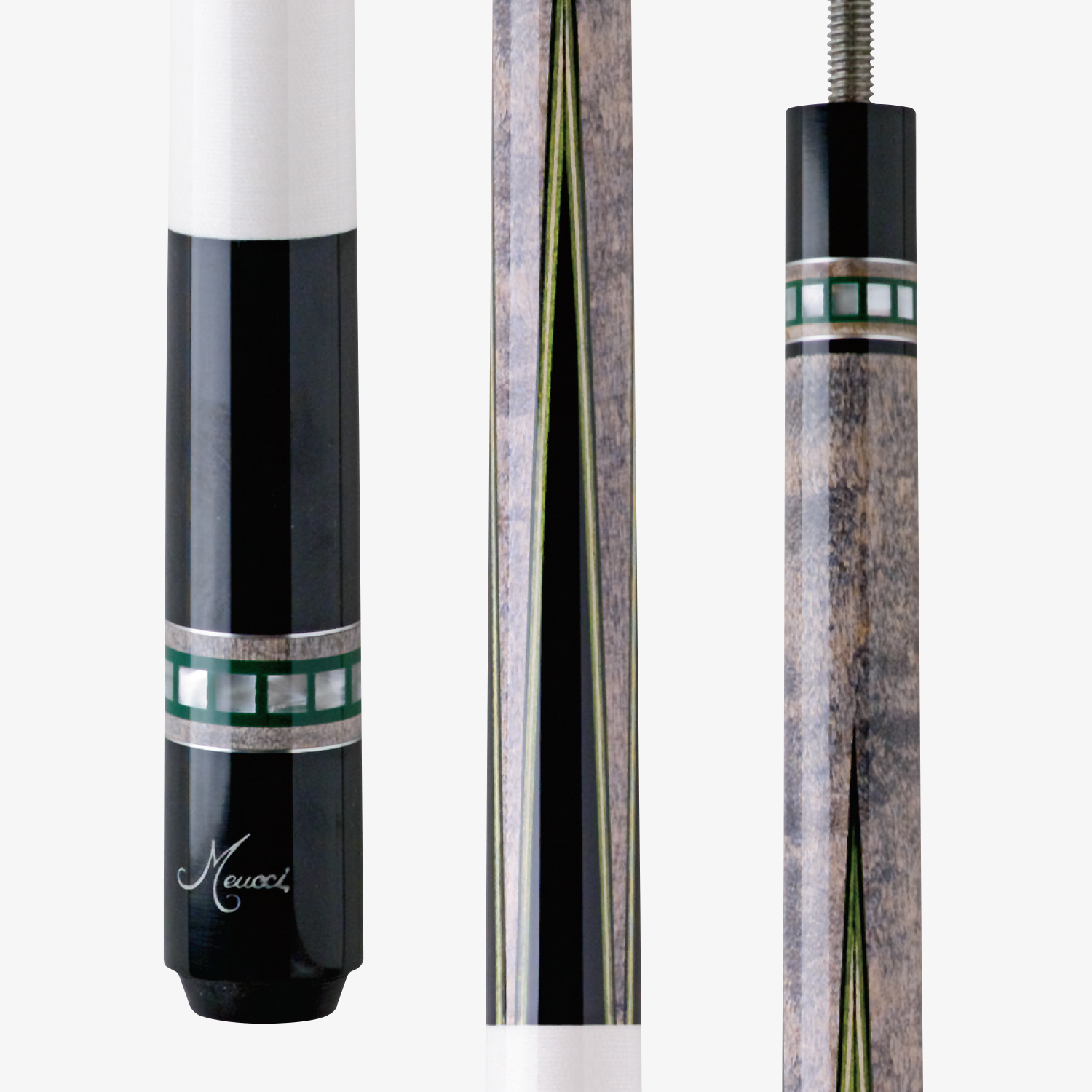 Mef03 Meucci Pool Cue Billiards N More
