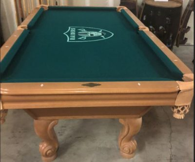 Preowned Pool Tables Archives Billiards N More - Raiders pool table