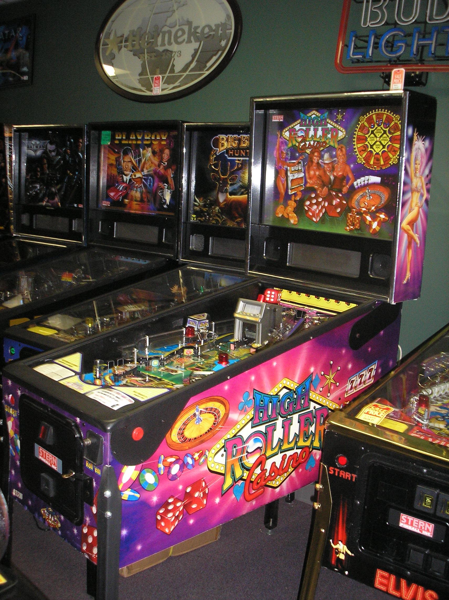 Old vegas slot machines