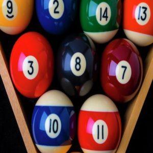 Pool & Billiard Balls